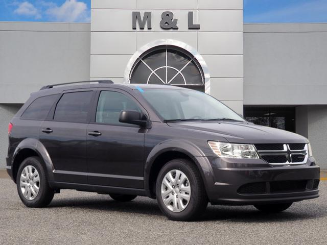 New 2019 DODGE Journey SE Canada Value Package
