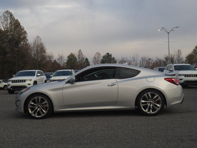 Pre-Owned 2015 Hyundai Genesis Coupe 3.8 Ultimate