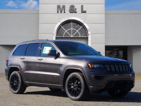New 2019 JEEP Grand Cherokee Altitude