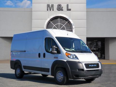 New 2019 RAM ProMaster Base 136 WB